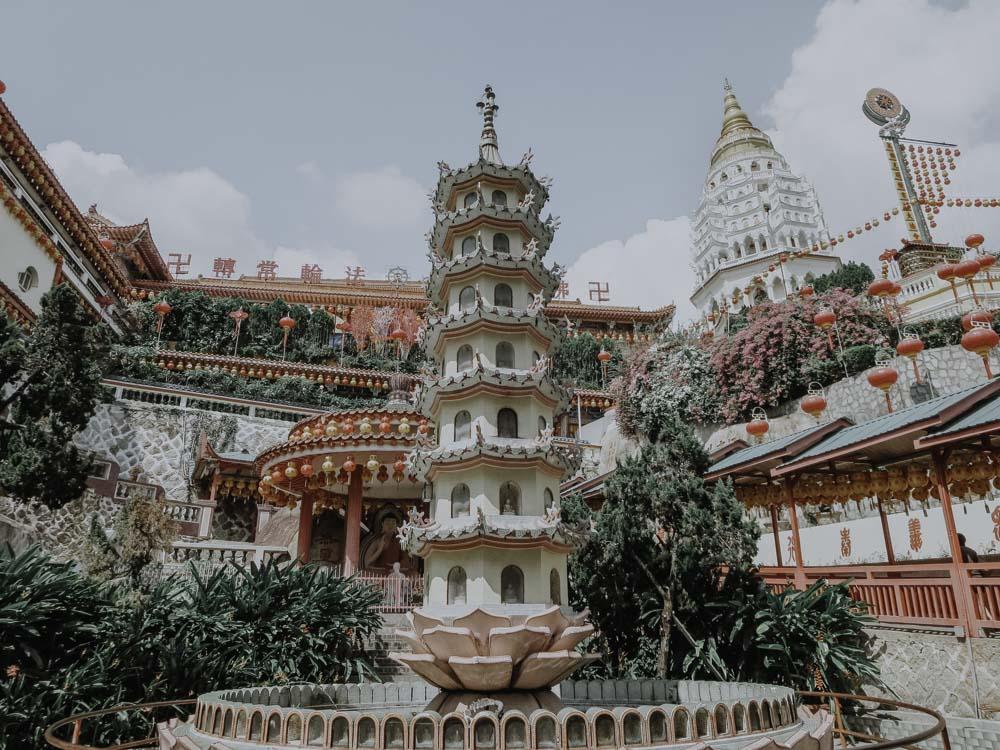Kek Lok Si Tempel auf Penang