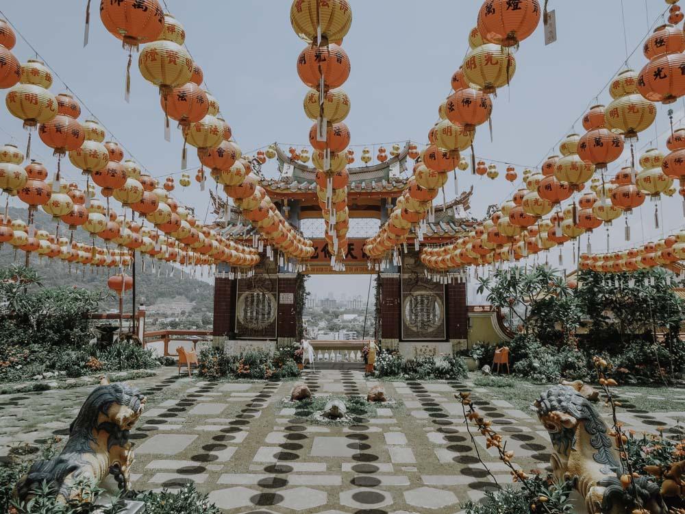 Penang - Die 5 schönsten Tempel - Kek Lok Si Tempel