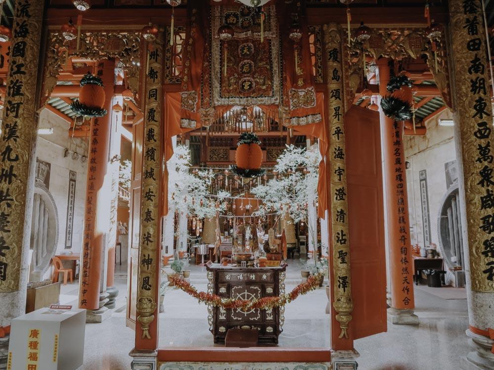 Hainan Temple George Town
