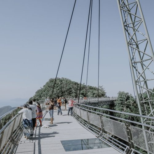 Langkawi Cable Car & Sky Bridge in Malaysia