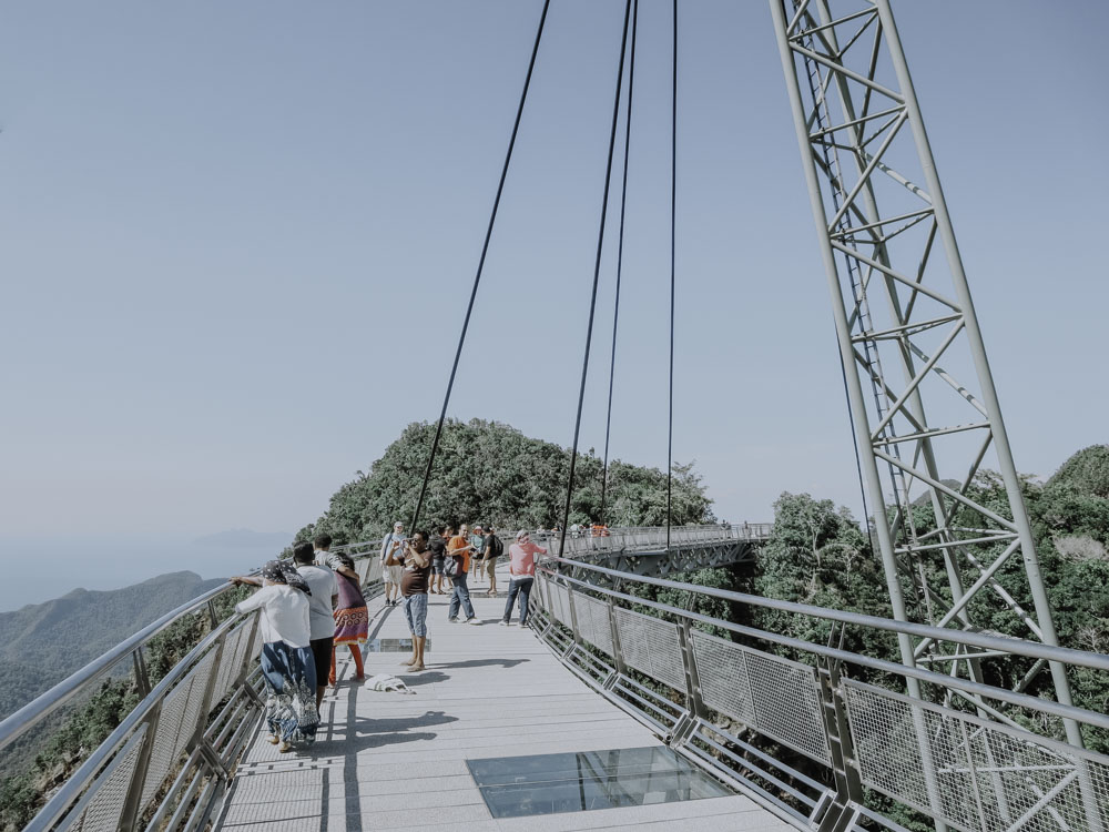 Langkawi Cable Car & Sky Bridge in Malaysia