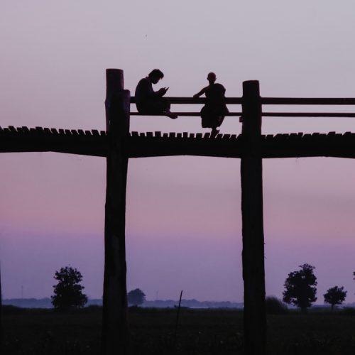 Myanmar - U-Bein Brücke