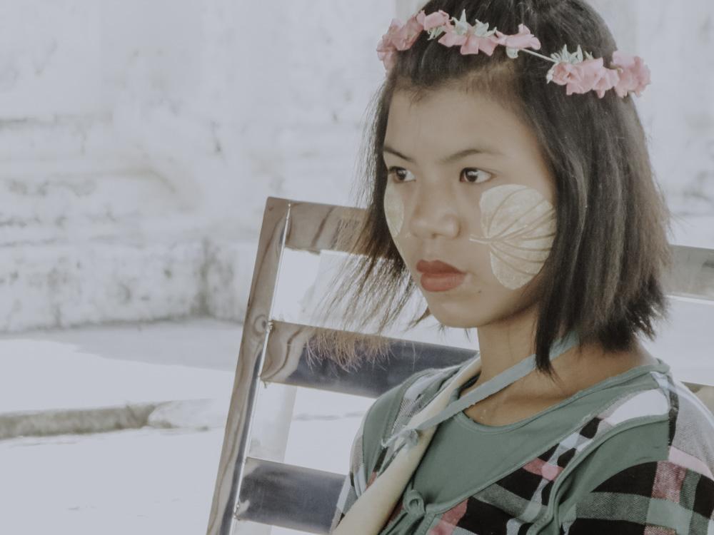 Schönheitselexir in Myanmar