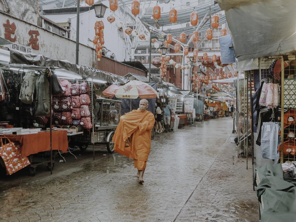 Kuala Lumpur Chinatown und Little India