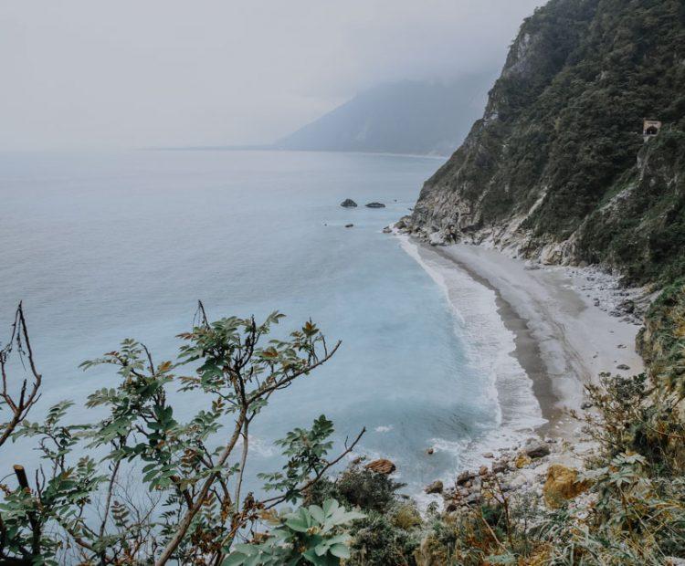 Taiwan Ostküste - Qingshui Cliff