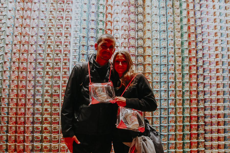 Osaka - Cup Noodle Museum