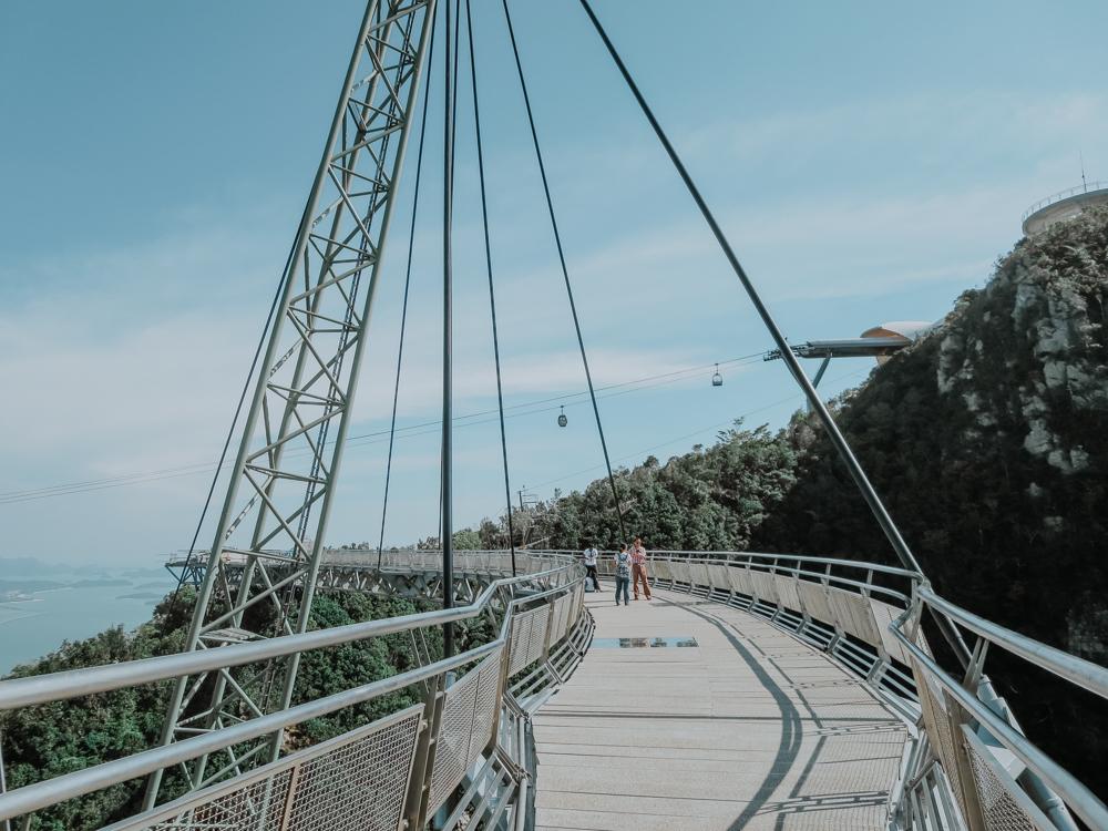 Pulau Langkawi Tipps: die Skybridge