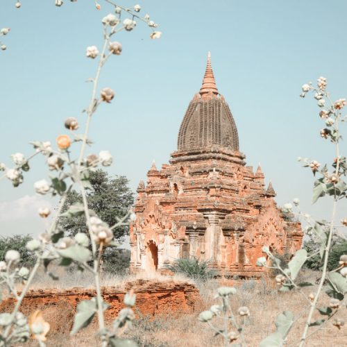 Tempel in Bagan Myanmar