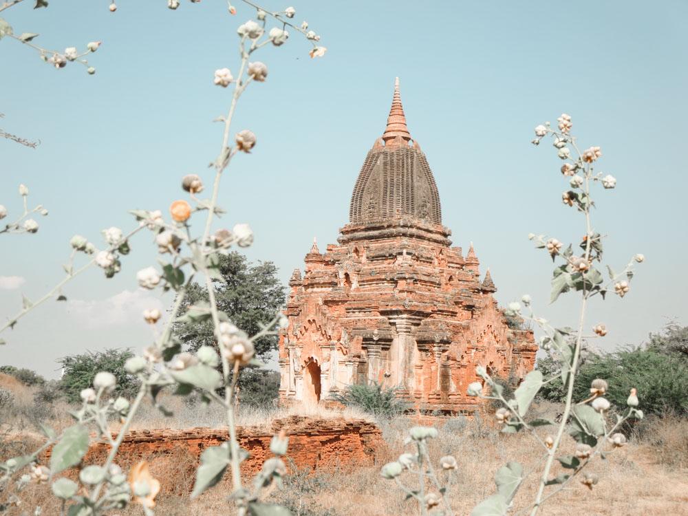 Tempel in Bagan Myanmar
