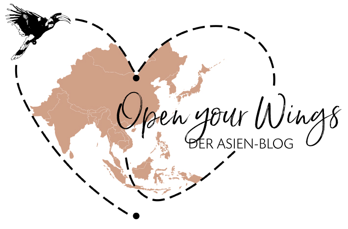 Open Your Wings - Der Asien-Blog