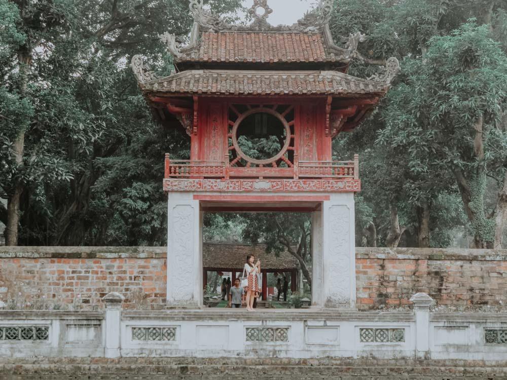 Geniale Plätze in Hanoi:Tempel der Literatur