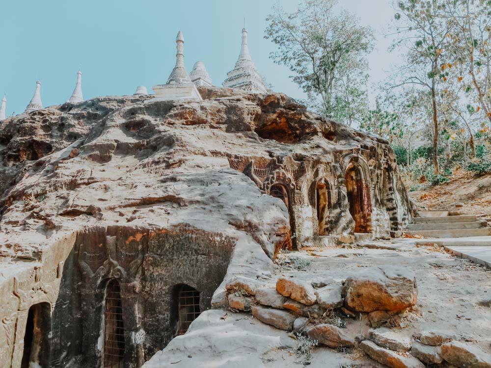 Myanmar Geheimtipps: Pho Win Taung Höhlen