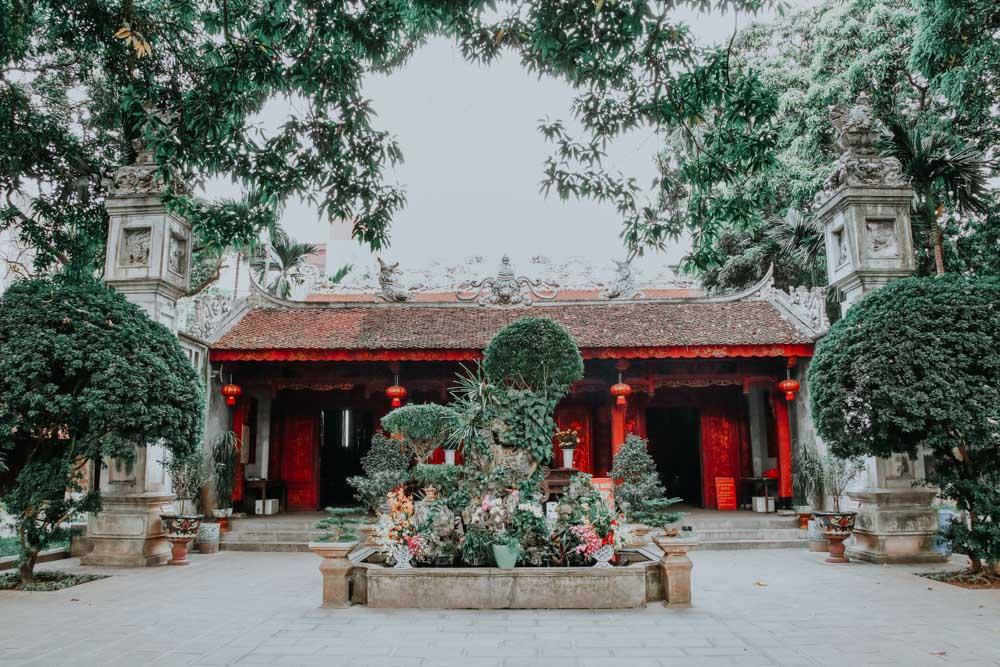 Quan Thanh Temple, einer von 9 genialen Plätzen in Hanoi