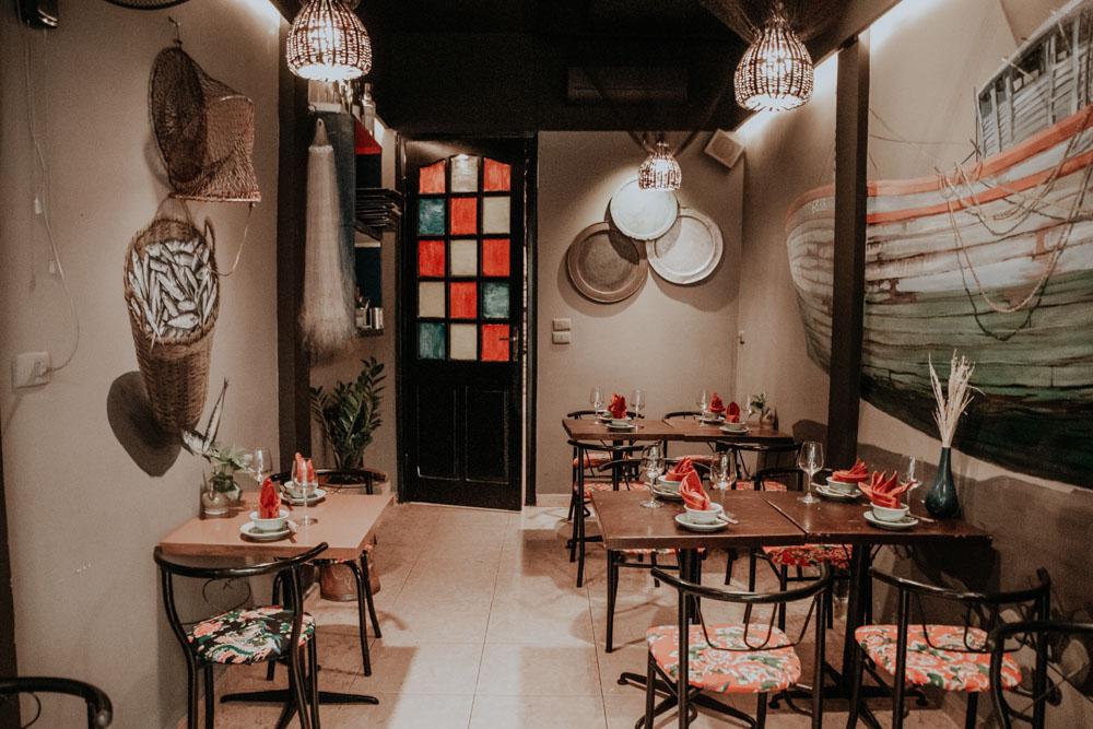 geniale Plätze in Hanoi: das Cai Mam Restaurant