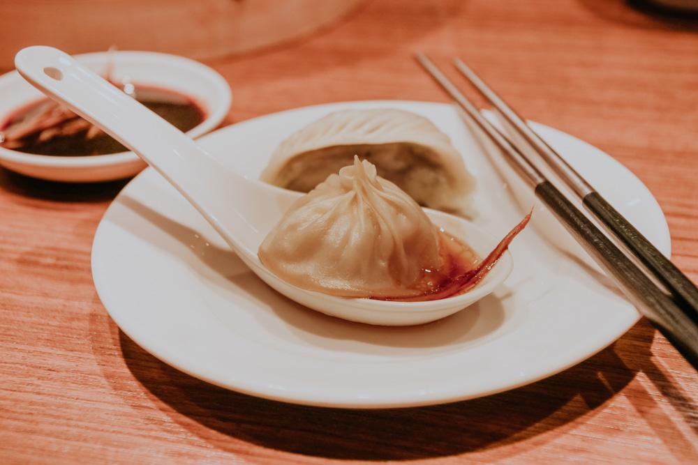 Xiao Long Bao im Din Tai Fung