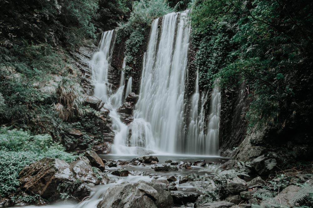 Die ultimative Taiwan Wasserfall Bucket List: Shuiliandong Waterfall in Taiwan