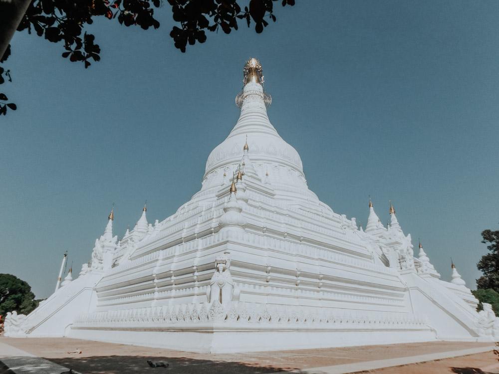 Must sees in Myanmar: Pahtodawgyi Pagode in Amarapura