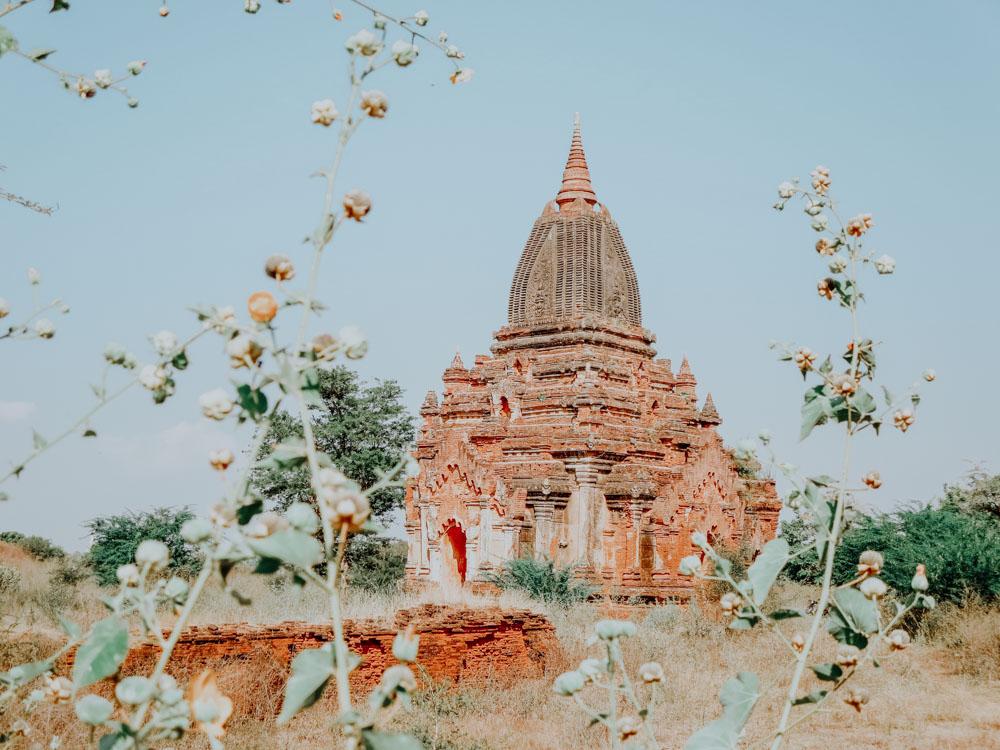 Must sees in Myanmar: Pagode in Bagan