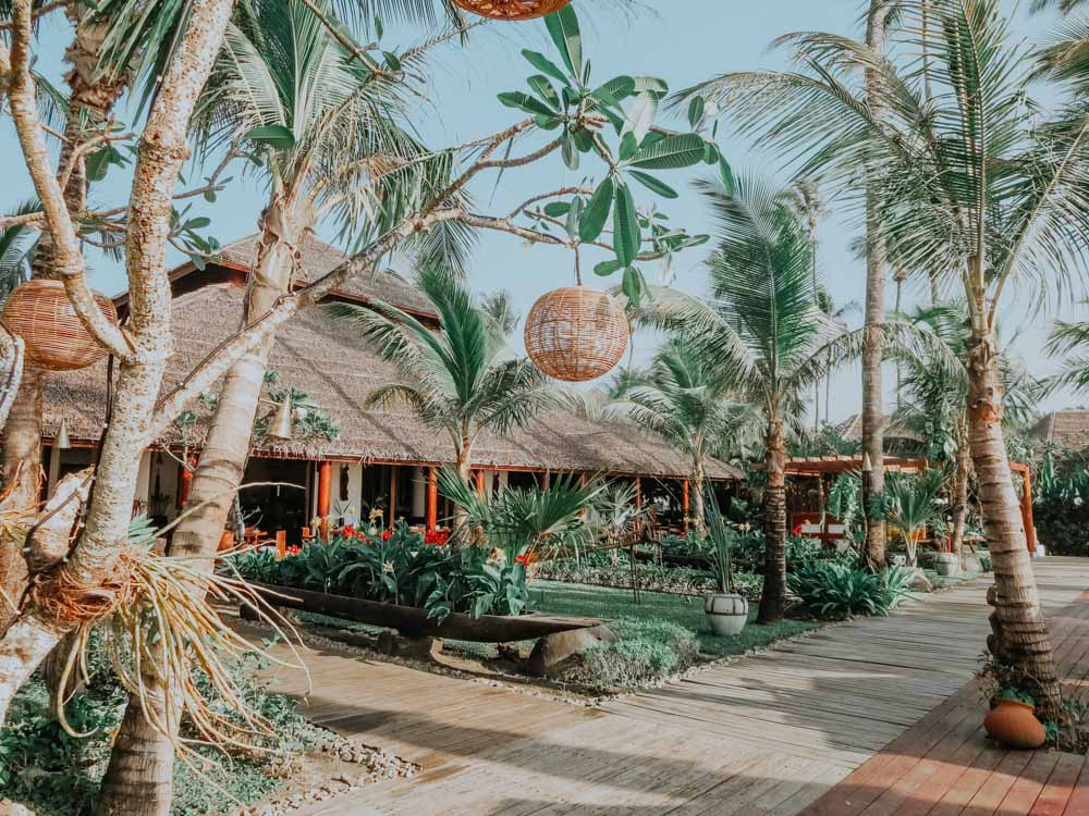 Must sees in Myanmar: Ngapali Bay Villas and Spa Resort