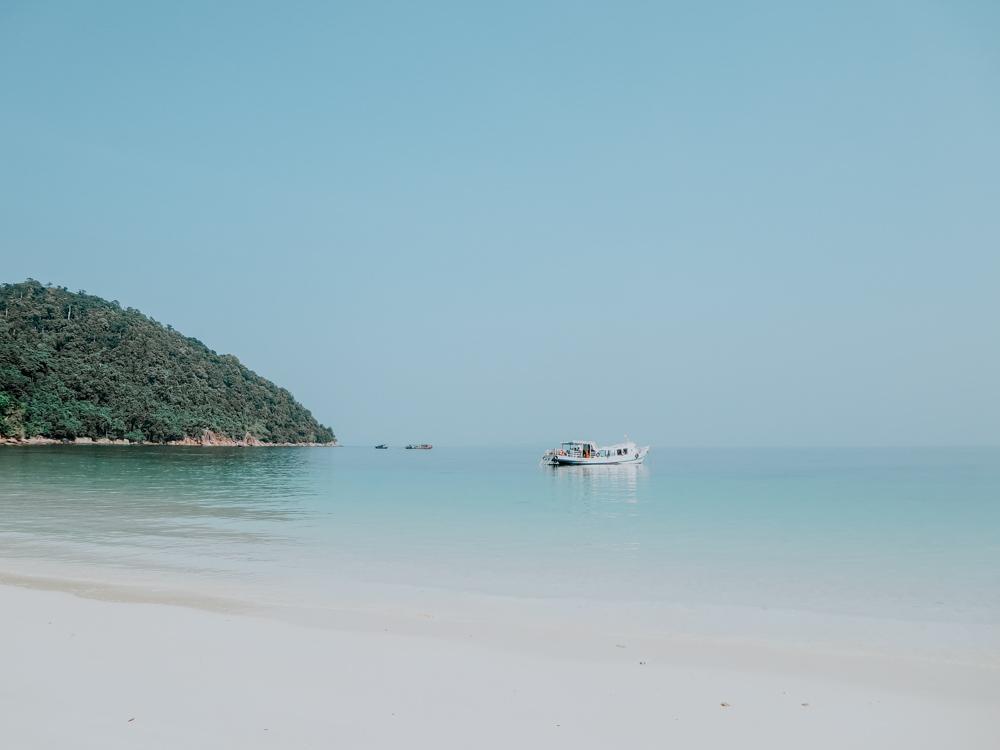 Must sees in Myanmar: Loyds Island im Myeik Archipel von Myanmar