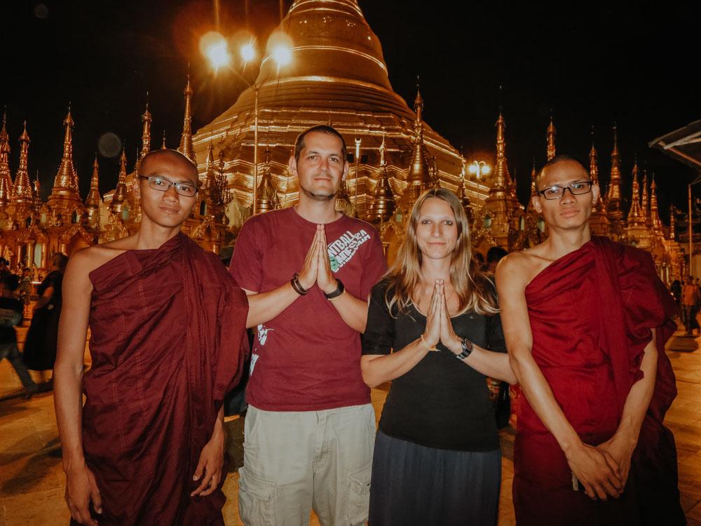 Myanmar 101 Things to See and Do: Shwedagon Pagoda
