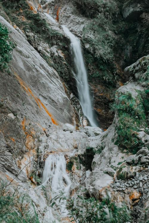 Taroko Gorge Baiyang Waterfall