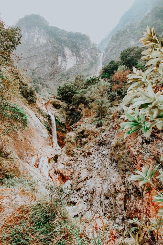 Wasserfall Bucket List: Baiyang Waterfall