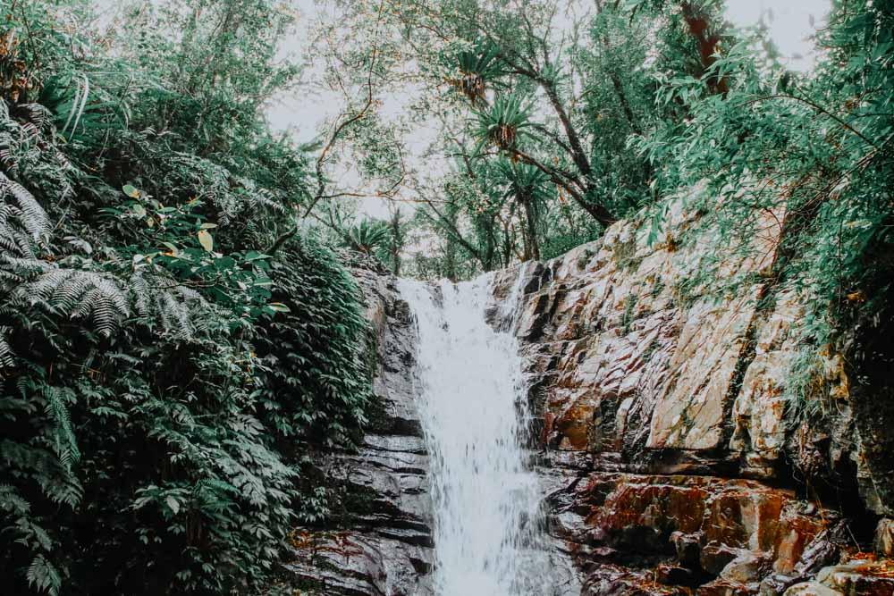 Wasserfall Bucket List: Shihpan Waterfall