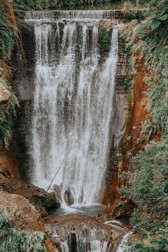 Hegu Waterfall - Sandiaoling Waterfall Trail