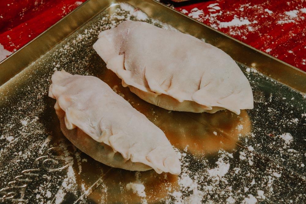 DIY Dumpling Workshop in Jodie's Kitchen