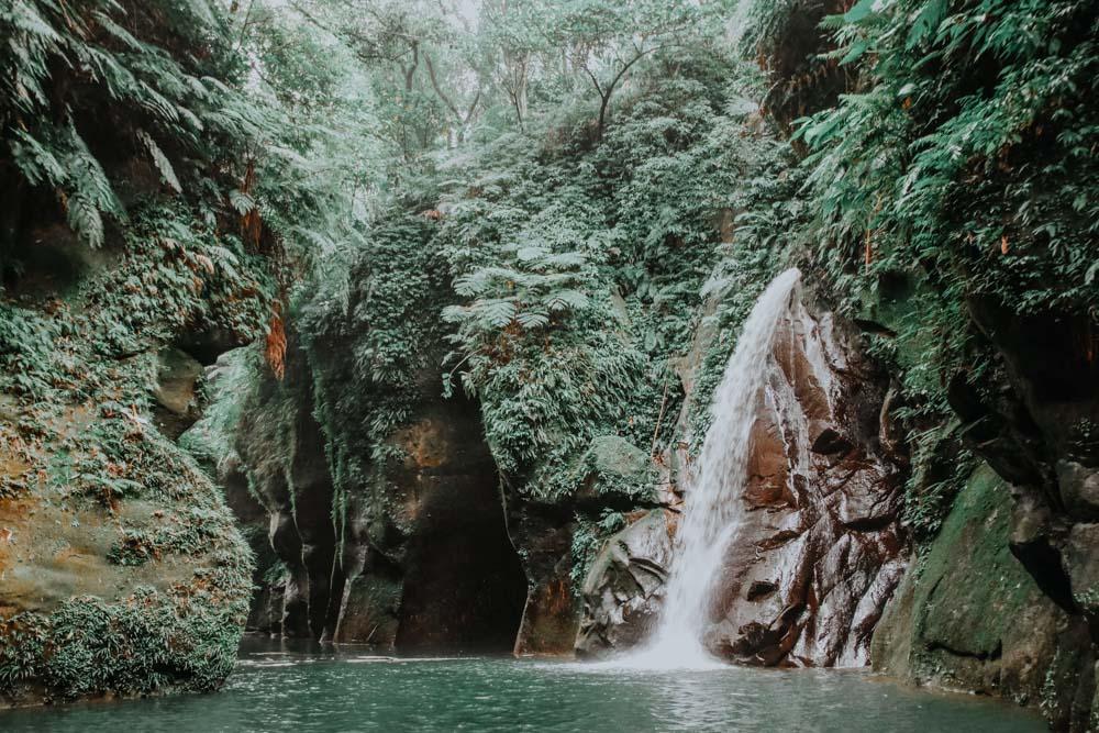 Wormhole Waterfall in Taiwan