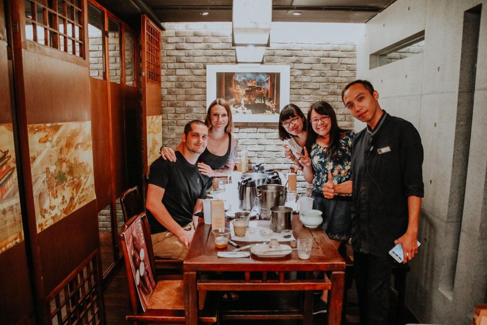 DIY Workshops Taiwan: Milk Tea Workshop im Chun Shui Tang