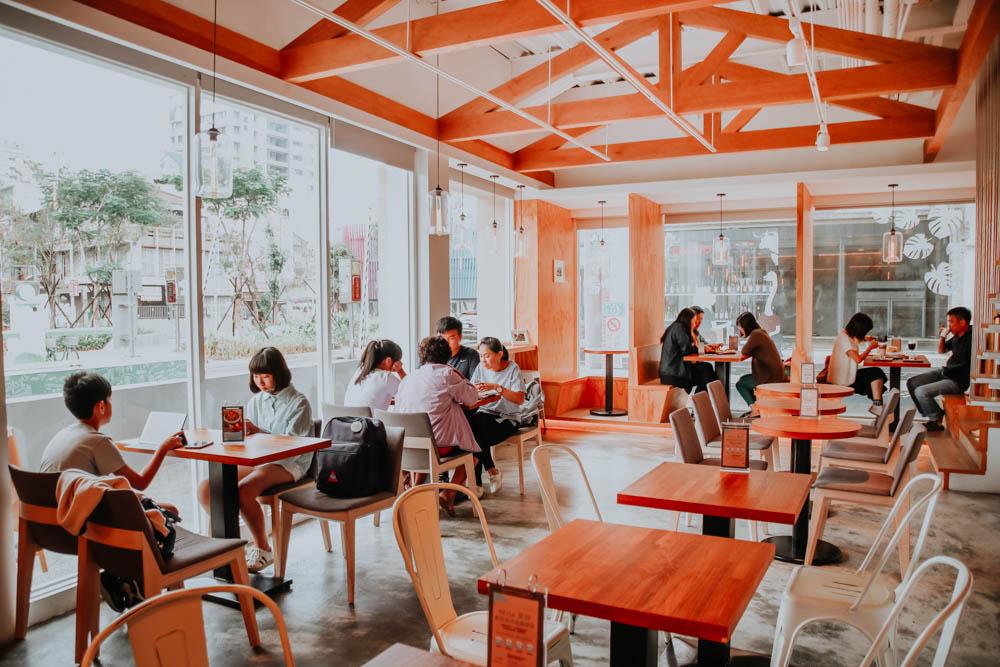 außergewöhnliche Cafés in Taiwan: Come True Coffee in Tainan