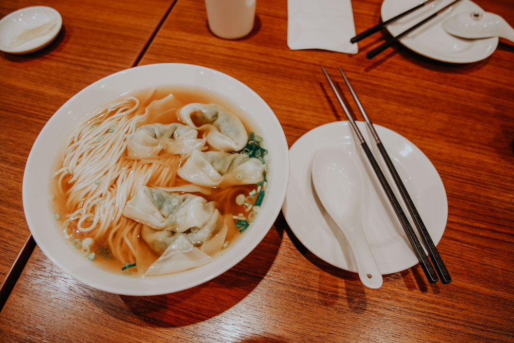traditionelle taiwanesische Restaurants in Taipeh - Din Tai Fung
