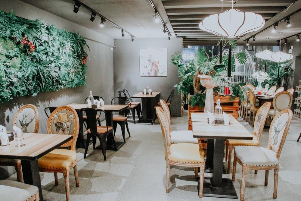 außergewöhnliche Cafés in Taiwan: J. C. co Art Kitchen in Kaohsiung