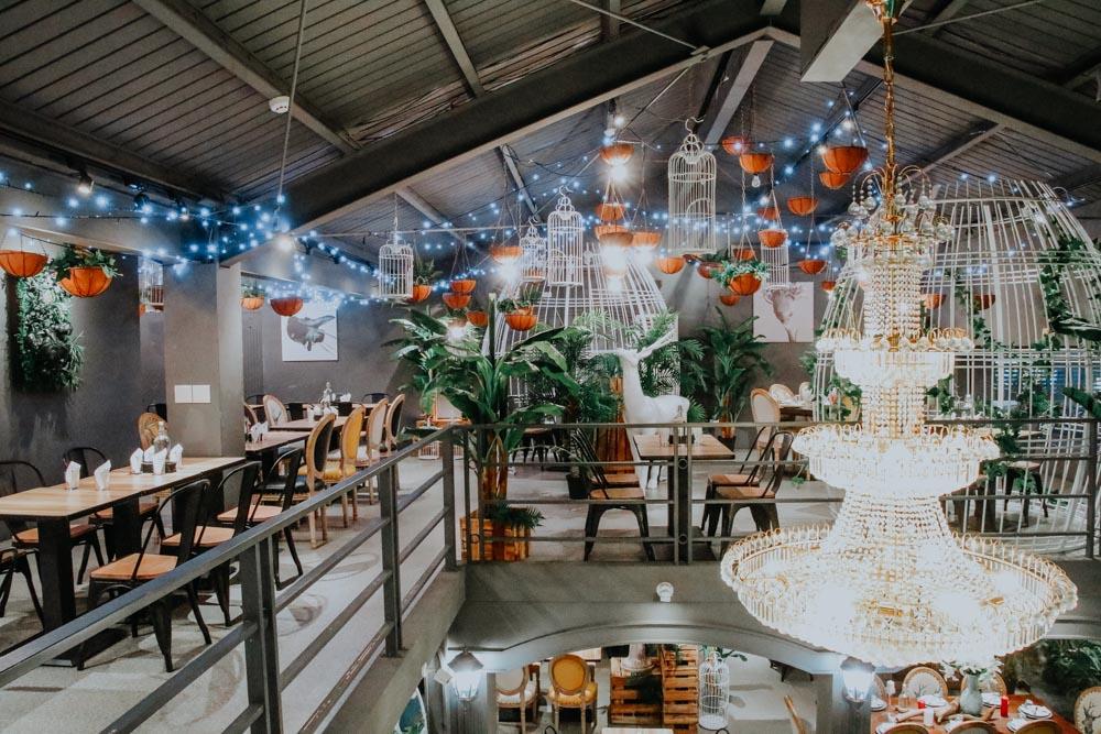 außergewöhnliche Cafés in Taiwan: Zweiter Stock im J. C. co Art Kitchen