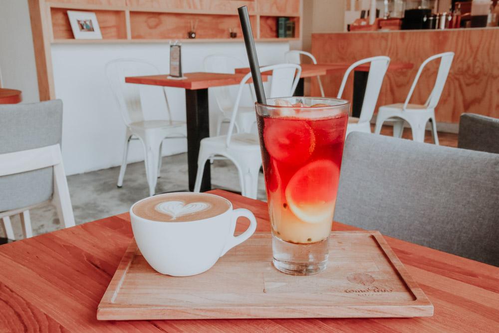 außergewöhnliche Cafés in Taiwan: Kaffee und Tee im Come True Coffee