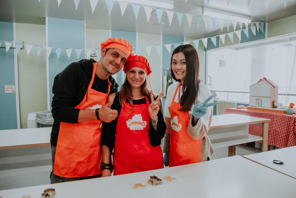 DIY Workshop Taiwan: Castella Land