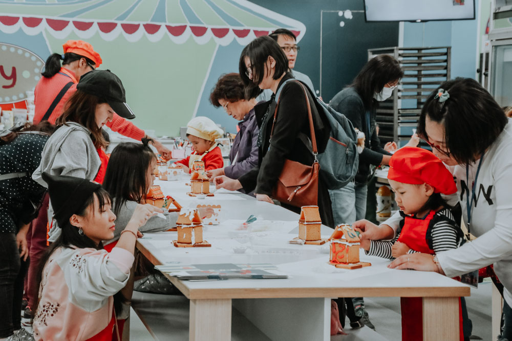 DIY Workshop im Castella Land in Taoyuan