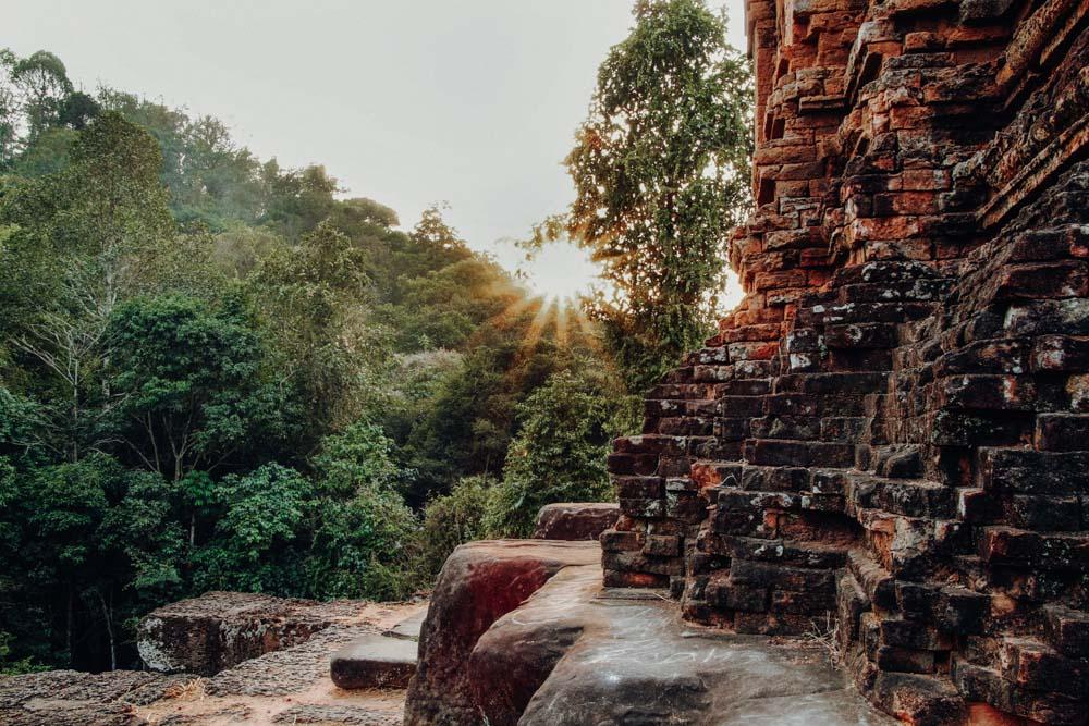 Baksei Chamkrong in der Tempelstadt Angkor