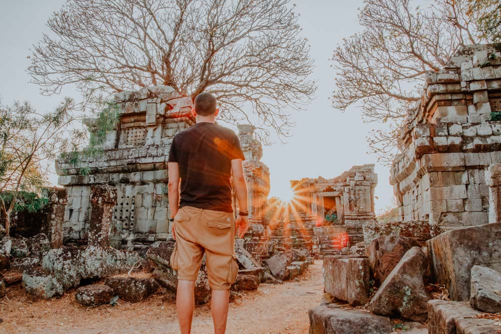 Phnom Bok Tempel in Angkor