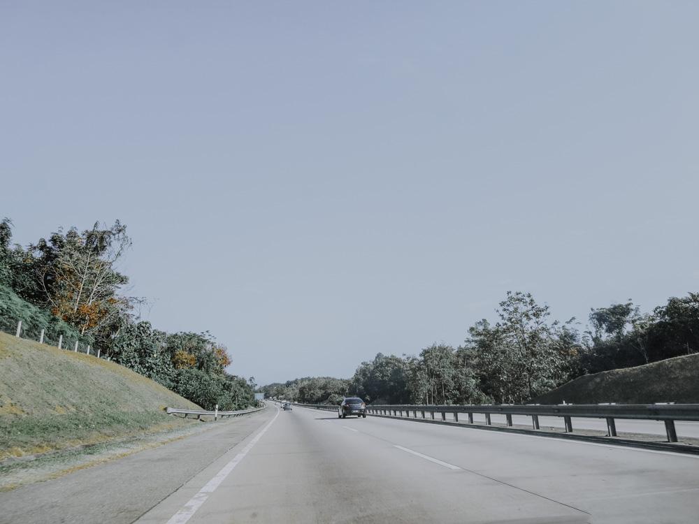 Autobahn in Malaysia
