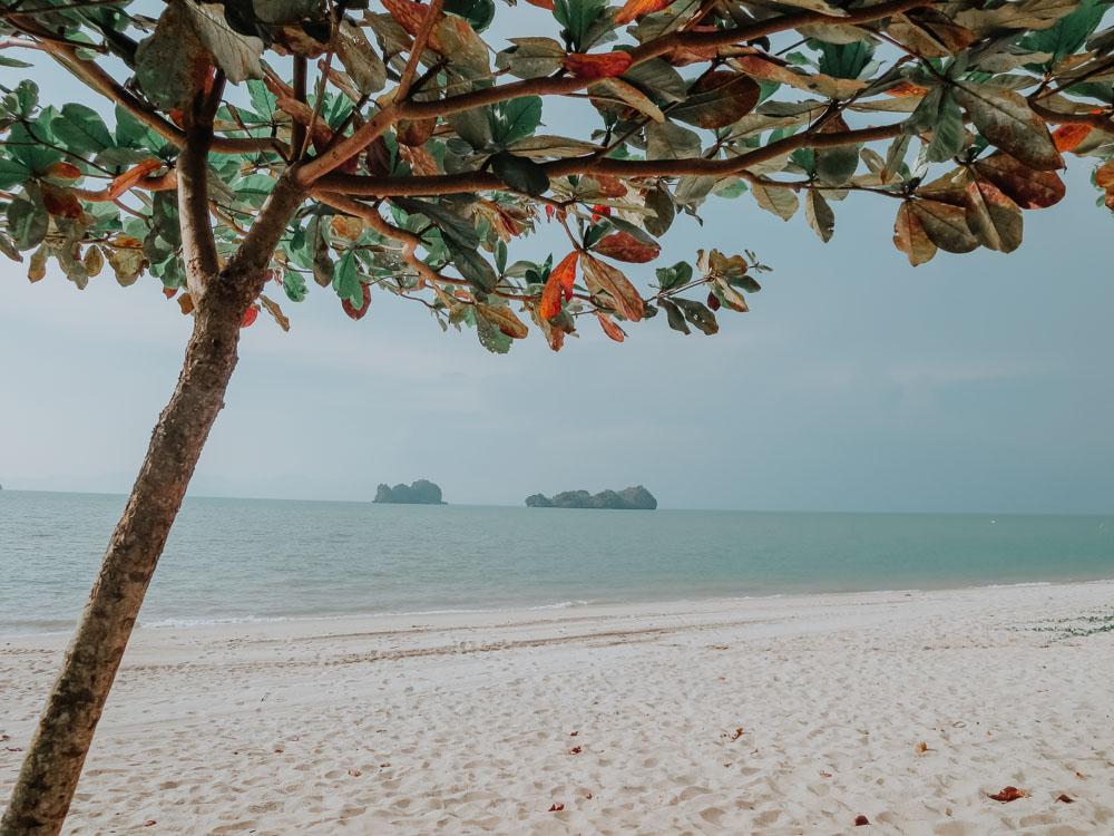 Tanjung Rhu Beach in Malaysia