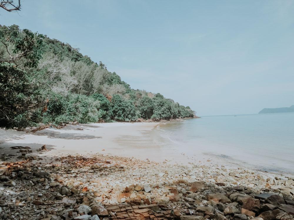 Pasir Tengkorak in Malaysia