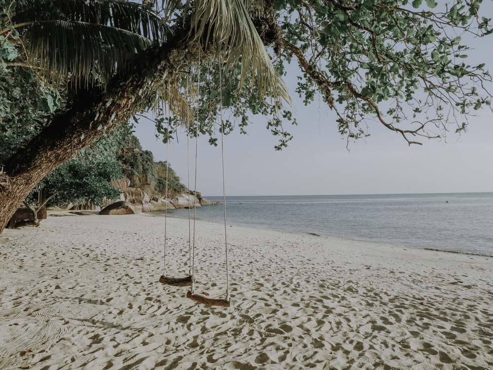 Japamala Resort auf Pulau Tioman in Malaysia
