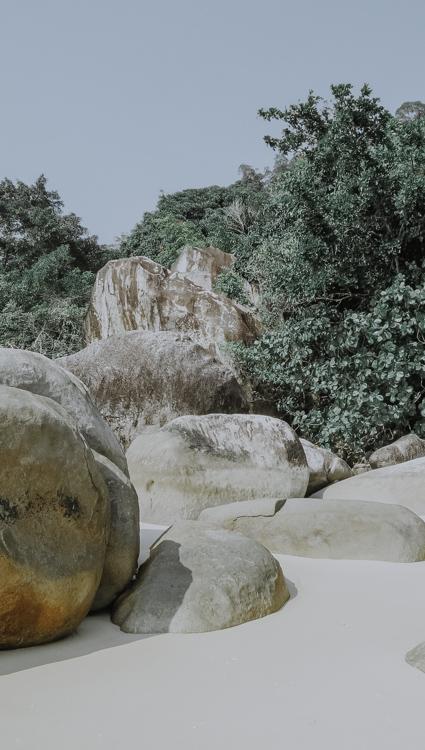 Pulau Tioman in Malaysia