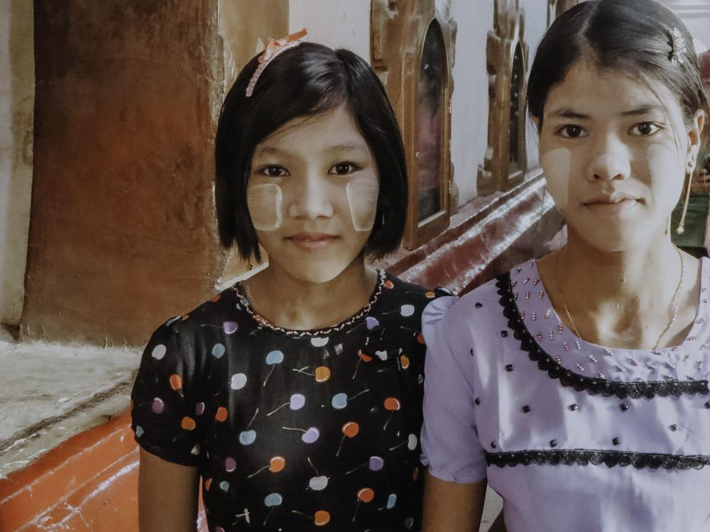 Thanaka - Das Schönheitselexir der Burmesen
