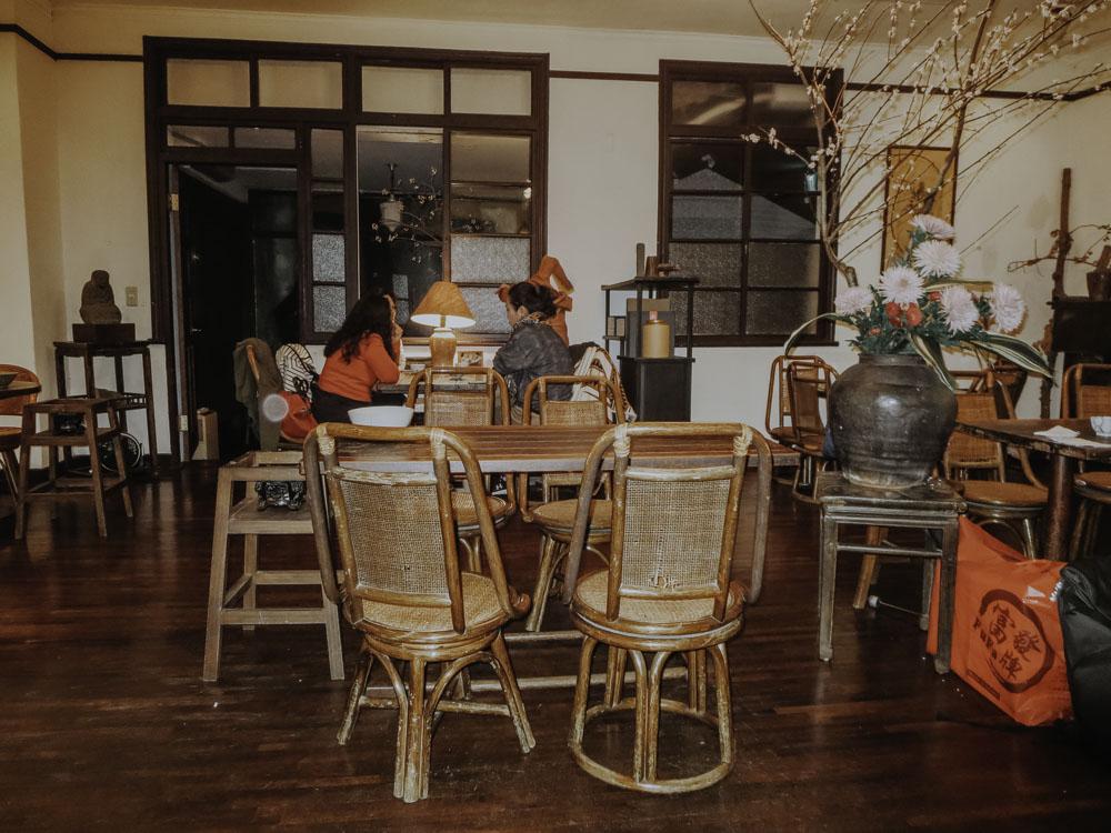 Wisteria Tea House in Taipeh
