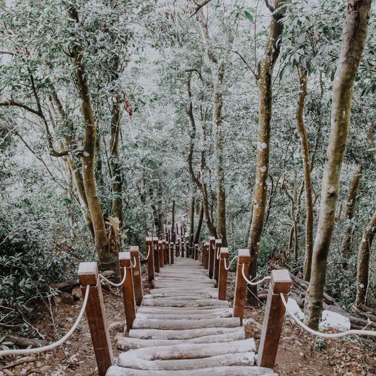 Wanderwege in Taiwan