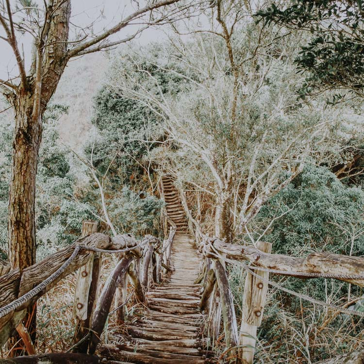 Dakeng Scenic Trails